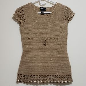 Style & Co Petite Blouse